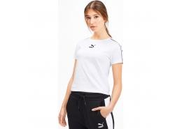 Classics Tight Top Kadın Beyaz Tişört