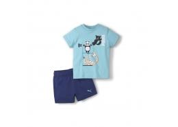 Paw Çocuk Mavi Eşofman Takımı (599815-49)