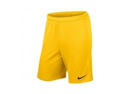 League Knit Erkek Sarı Futbol Şortu (725881-719)