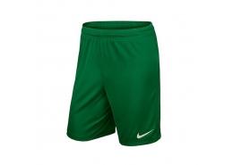 Nike Park II Knit Erkek Yeşil Futbol Şortu (725887-302)