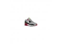 Air Max 90 Mesh (GS) Kadın Gri Spor Ayakkabı