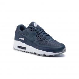 Air Max 90 Mesh Mavi Spor Ayakkabı