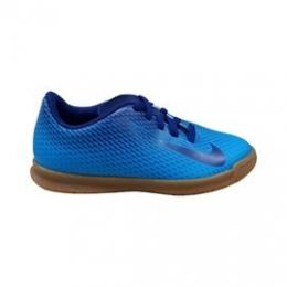 Jr Bravata II Çocuk Mavi Futsal Ayakkabısı