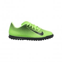 Bravata II Çocuk Yeşil Halı Saha Ayakkabısı