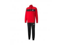 Poly Suit CL Erkek Kırmızı Eşofman Takımı (845844-11)