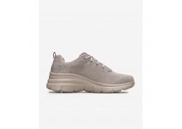 Fashion Fit-Wild Aura Kadın Bej Koşu Ayakkabısı