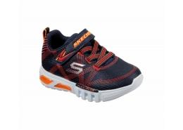 Felx-Glow Çocuk Lacivert Işıklı Spor Ayakkabı