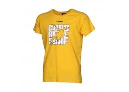 Maje Erkek Çocuk Sarı Tişört (910926-5073)
