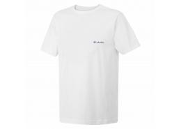 Basic Erkek Beyaz Tişört