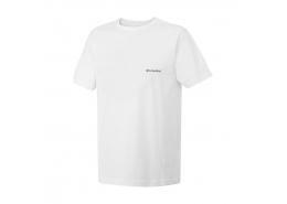 CSC Basic Logo Kısa Kollu Erkek Beyaz Tişört (Cs0002_100)