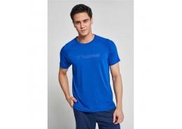 Mesi Erkek Mavi Spor Tişört