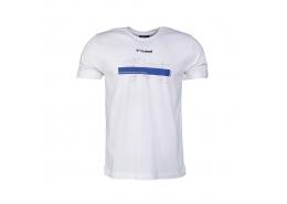 Oterup Erkek Beyaz Spor Tişört