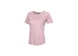 Selina Kadın Pembe Spor Tişört