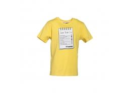 Bucket Çocuk Sarı Tişört (911297-5102)