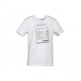 Bucket Çocuk Beyaz Tişört (911297-9003)