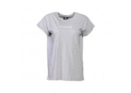 Veranso Kadın Gri Tişört (911371-2010)