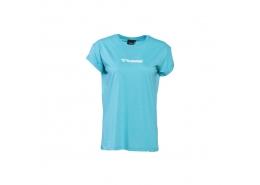 Veranso Kadın Mavi Tişört (911371-7019)