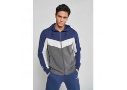 Eros Erkek Mavi Sweatshirt