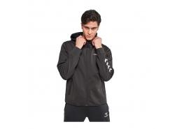 Sorento Zip Erkek Siyah Sweatshirt