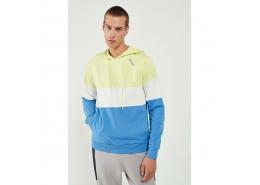 Hummel Oplion Erkek Yeşil Sweatshirt (921095-6751)