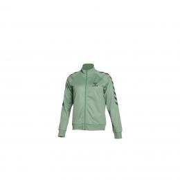 Genesis Kadın Yeşil Fermuarlı Spor Ceket (921135-1312)