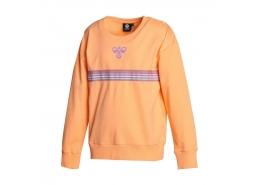 Hummel Kimberly Çocuk Turuncu Sweatshirt (921269-1314)