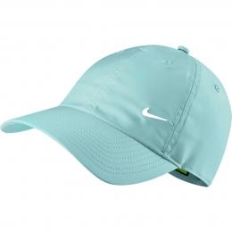 Sportswear Metal Swoosh Yeşil Şapka (943092-382)