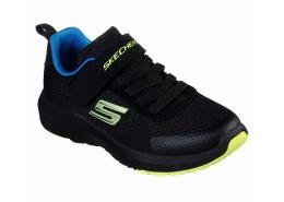 Dynamic Tread Çocuk Siyah Spor Ayakkabı (98151L Bblm)