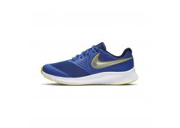 Star Runner 2 Mavi Koşu Ayakkabısı