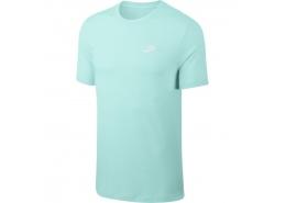 Sportswear Club Erkek Yeşil Spor Tişört