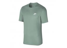 Sportswear Club Erkek Yeşil Tişört (AR4997-352)