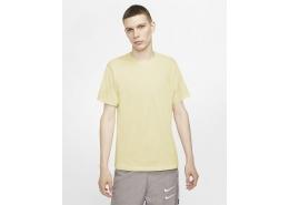 Nike Sportswear Club Erkek Yeşil Tişört (AR4997-383)