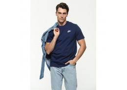 Sportswear Club Jarse Erkek Lacivert Tişört