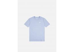 Nike Sportswear Club Erkek Mavi Tişört (AR4997-436)