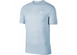 Sportswear Club Erkek Açık Mavi Tişört (AR4997-447)