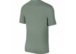 Sportswear Tee Icon Futura Erkek Yeşil Spor Tişört