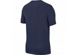 Sportswear Icon Futura Erkek Lacivert Tişört