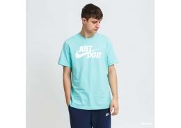 Nike Sportswear Just Do It Erkek Yeşil Tişört (AR5006-307)