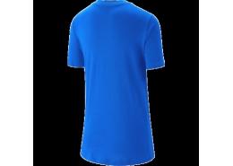 Nike Sportwear Just Do It Çocuk Mavi Tişört (AR5249-413)