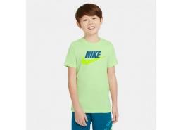 Sportswear Futura İcon Çocuk Yeşil Tişört (AR5252-383)