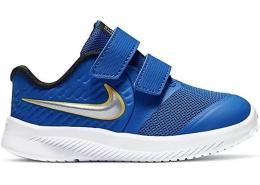 Star Runner 2 Bebek Mavi Spor Ayakkabısı