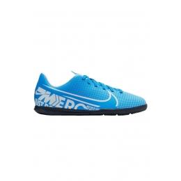 Mercurial Vapor 13 Club Çocuk Mavi Futsal Ayakkabısı
