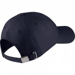 H86 Cap Metal Swoosh Çocuk Mavi Şapka