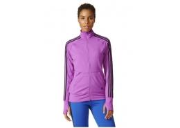 Basics Tracktop Kadın Mor Spor Ceket