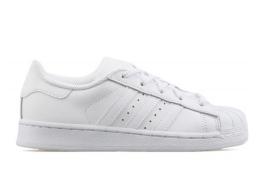 Superstar Çocuk Beyaz Spor Ayakkabı (BA8380)