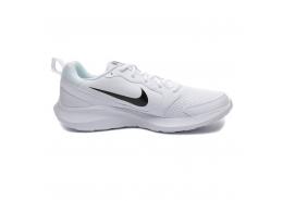 Todos Erkek Beyaz Koşu Ayakkabısı (BQ3198-100)