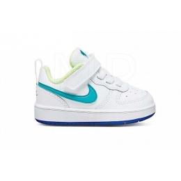 Court Borough Low 2 (TDV) Çocuk Beyaz Spor Ayakkabı