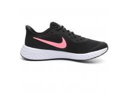 Revolution 5 Kadın Siyah Koşu Ayakkabısı (BQ5671-002)