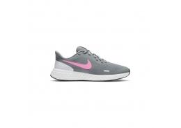 Revolution 5 Kadın Gri Koşu Ayakkabısı (BQ5671-015)