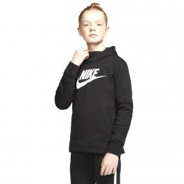 Sportwear Pe Pullover Çocuk Siyah Sweatshirt (BV2717-014)